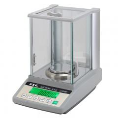 双杰内校分析天平0.1mg万分之一电子天平实验室精密电子称