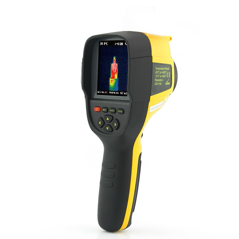 希玛仪表ST9450红外线热像仪手持工业高精成像仪