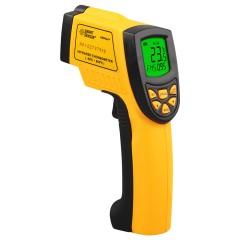 香港希玛AR842A+红外线测温仪 工业温度计 红外线测温枪-50~600℃